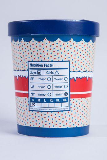 50 exemples de packagings ultra créatifs pour des t-shirts !