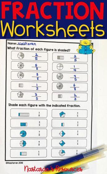 Fraction Worksheets Grade 3,Number Line activities ,Equivalent Fraction