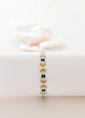 DIY Bracelet Perles Miyuki