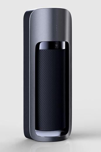 Air Purifier / SAMSUNG CONCEPT DESIGN 2018 / Product Design / Designed by Gratus / www.gratus.co.kr