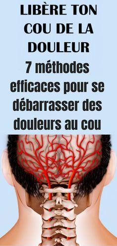7 méthodes efficaces pour se débarrasser des douleurs au cou