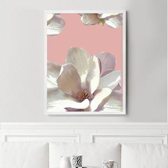Magnolia Sunset Print