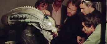 Ridley Scott's sci-fi masterpiece Alien bursts open in rare documentary footage