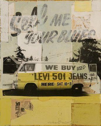 Sell Me Your Blues (Levis Van) by Robert Mars. (2006)