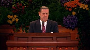 To Young Woman - Elder Holland. Every girl should listen to this talk! He speaks the truth as always!