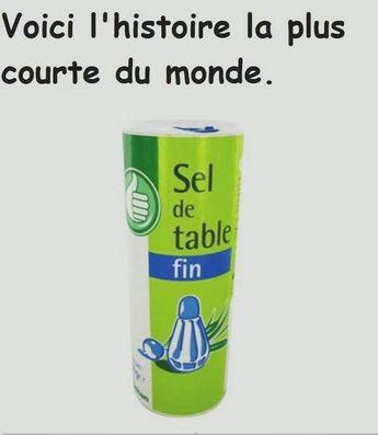 Voici l'histoire la plus courte du monde !!! #blague #drôle #drole #humour #mdr #lol #vdm #rire #rigolo #rigolade #rigole #rigoler #blagues #humours - #Blague #blagues #courte #drole #du #Humour #humours #la #lhistoire #lol #mdr #monde #rigolade #rigole #rigoler #rigolo #rire #vdm #Voici