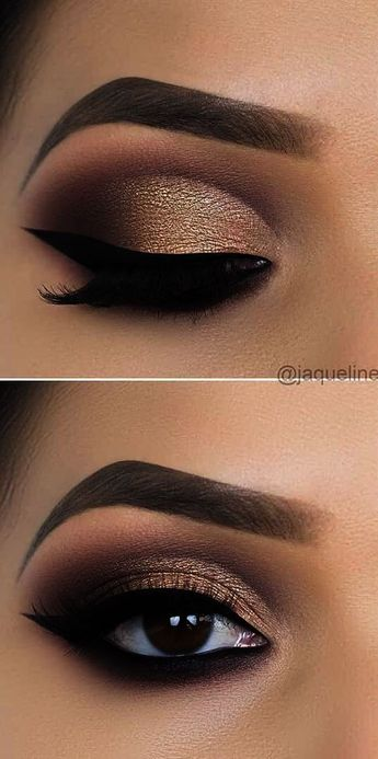 Natural But Smokey Eye Makeup or Makeup Forever At Ulta