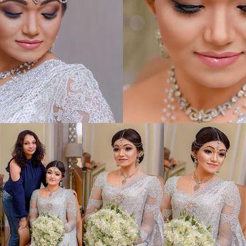Sri Lankan Bridesmaids Hairstyles Ideas And Images Pikuv