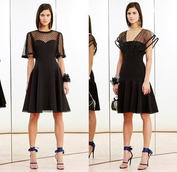 392e24c4f641 Alexis Mabille 2014 Pre Fall Womens Lookbook Presentation - Pre Autumn  Collection Looks - Bow Tie