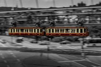 Wuppertaler Schwebebahn – andreasbuecker PHOTOART
