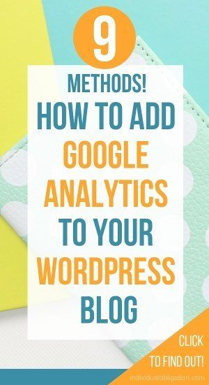 How To Setup Google Analytics On WordPress