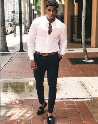 Men's fashion (nightlife)