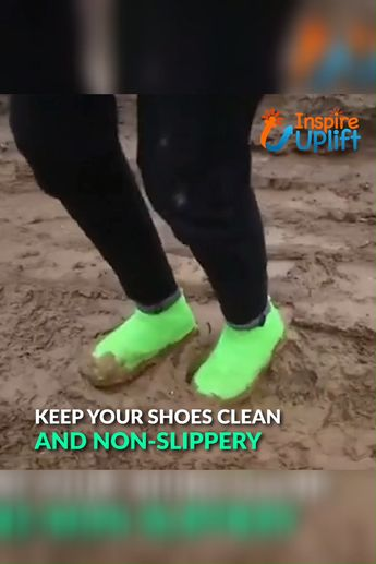 Silicovers Non-Slip Shoe Covers 😍  Keep your shoes clean without sacrificing your safety, thanks to the Silicovers Non-Slip Shoe Covers. The shoes covers are extremely durable, made with silicone and engineered with a water-resistant material to protect your beloved shoes from rain, slush, and snow. Anti-slip sole to 100% prevents accidental slip. Ultra-elastic and portable design, allows you to easy fold them and carry in your bag, or pockets.  Currently 50% OFF with FREE Shipping!