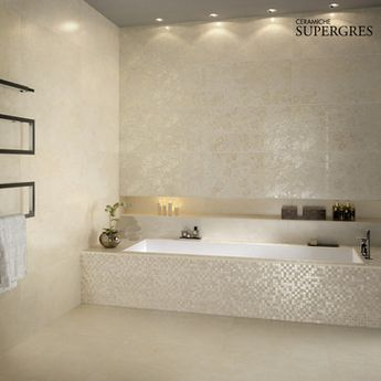 Bathroom Tiles Marble Effect - traditional - bathroom tile - other metro - Ceramiche Supergres