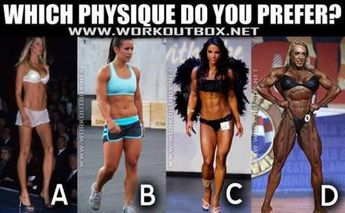 Which body type do you prefer?