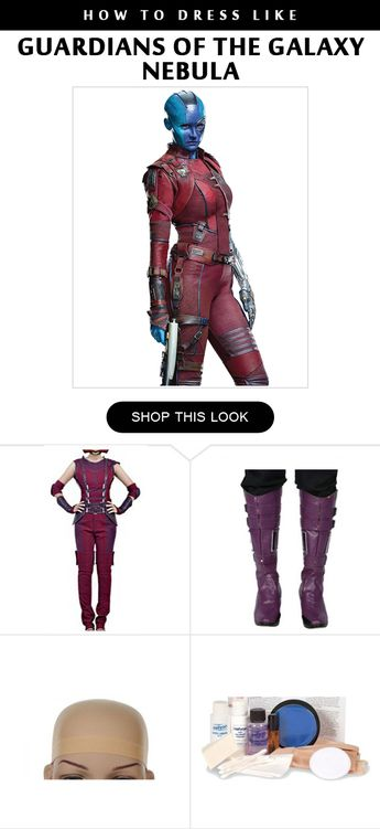 Join The Team Guardians With This Nebula Costume Guide
