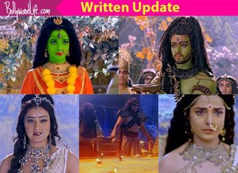 Recently shared mahakali anth hi aarambh hai mahadev ideas