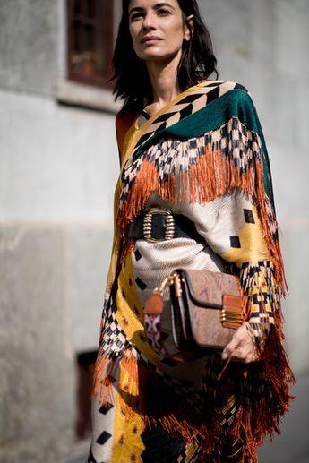 Milan Fashion Week Spring 2019 Attendees Pictures
