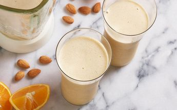Date and Ginger Smoothie