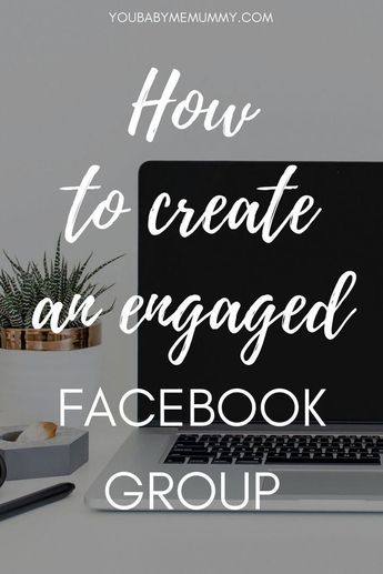 Tired of hearing crickets in your Facebook group? You need these tips on how to create an engaged facebook group #facebookmarketing