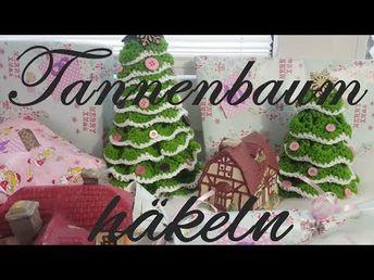 Weihnachtsbaum Häkeln Do It Yourself Amigurumi Weihna