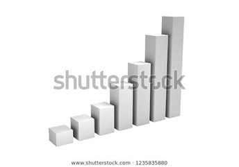 Business Growth Bar Graph Curve 3d Stock Illustration 1235835880  #finance #bar #financial #chart #graph #stock #wallstreet #share #grow #growing #logo #usa #europe #america #interest #rates #federal #up #low #economy