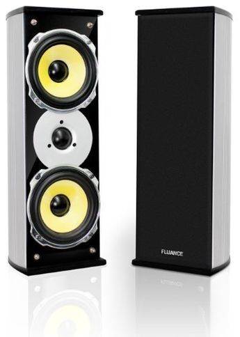 Fluance ES1S Higher Fidelity Surround Sound Speakers by Fluance. $224.99. The choice for audio enthusiasts, Fluance speakers are recognized as an outstanding performance product that delivers stunning sound performance, professional grade cabinet design and exceptional value. We have accomplished this by strictly adhering to a single goal.  Design and engineer speakers that ensure accurate sound reproduction at prices with which none can compete!  To achieve this, Fluance use...