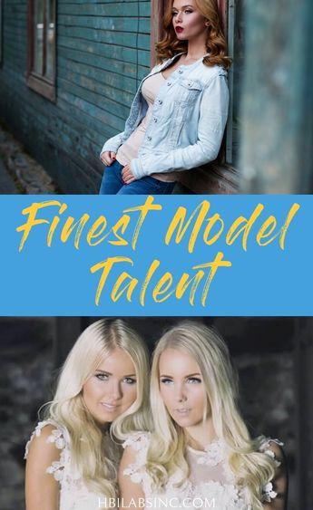 Finest Model Talent: 5 Ways they Can Help You