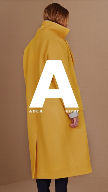 For your mobile life. www.adererror.com #adererror #'But near missed things'