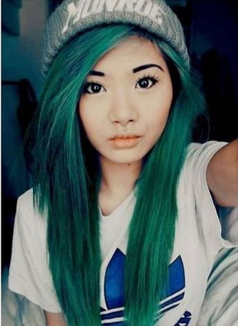 31 Glamorous Green Hairstyle Ideas (2019 Update)