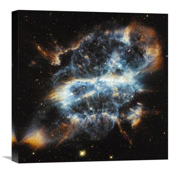 Global Gallery NGC 5189 Photographic Print on Wrapped Canvas