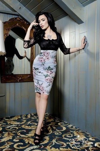 Your style. Pin-up Style Clothing