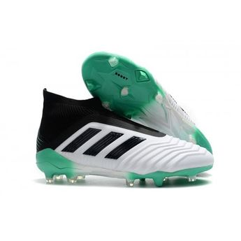 99136644869 ... #futbolmania #marcelasansalvador. Compras Botas De Futbol Adidas  Predator 18+ FG Blanco Verde Negro