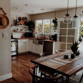 26+ Voguish Vintage Kitchen Ideas Which Are Tried And Tested #vintagekitchen #kitchendesign #kitchenideas » Home Alone