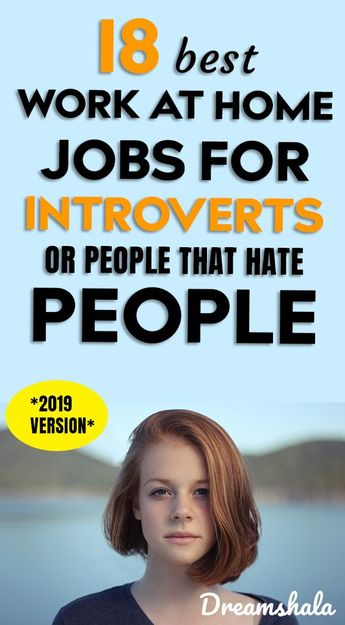 18 Legit Online Jobs for Introverts That Pay Well (2019 Version)