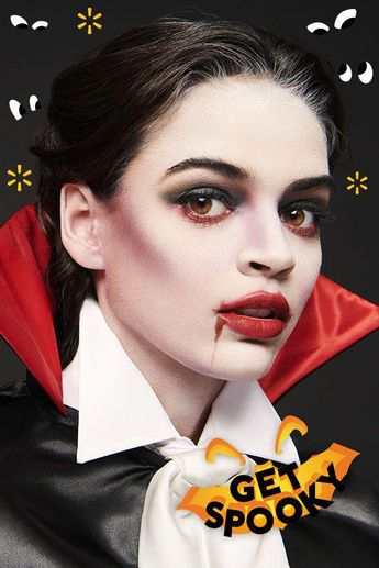 Go ahead, vamp it up! You don't have to be a beauty guru to master hauntingly glam Halloween makeup—we'll show you how to create spellbinding looks in just a few steps. #PorcelainBabyDolls