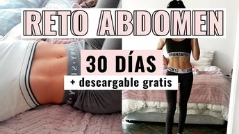 Join the 30-day challenge with these exercises for abdomen! You can start this challenge of abdominal exercises anytime, and you can do it both at home, in the gym and even in the supermarket since it does not require no type of additional material. It is a series of exercises for abdominals that you can […]
