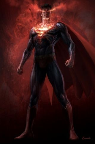 MAN OF STEEL - Alternate Costume Designs for Superman and Zod