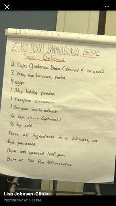 (0 FS SP) Banana Bread