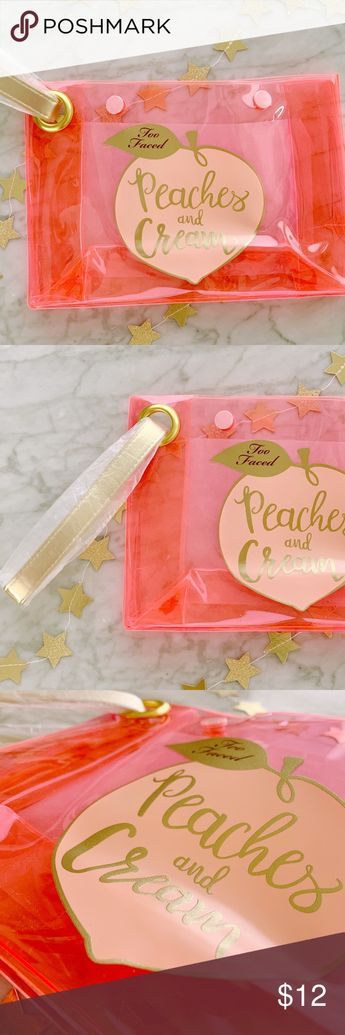 """🥰🍑 TOO FACED 