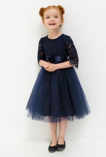 865dc51ae Платье детское для девочек с пышной блестящей юбкой, с пышной блестящей  юбкой (20220200215)