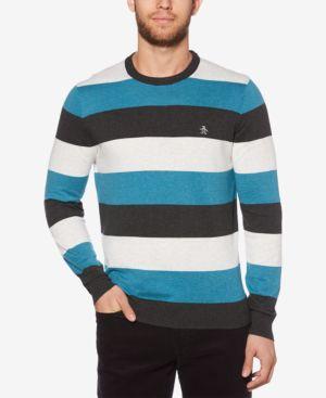 1809d354 Men's Rugby Stripe Sweater