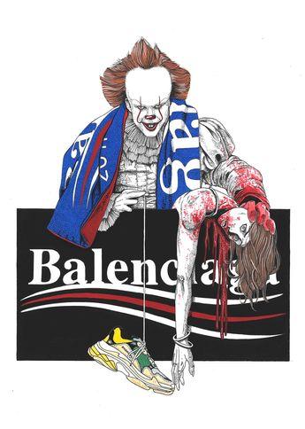 BALENCIAGA BAIT