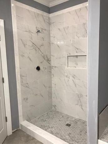 MSI Carrara 12 in. x 24 in. Polished Porcelain Floor and Wall Tile (16 sq. ft. / case)-NHDCARR1224P
