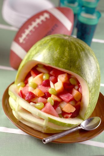 Watermelon Board   Football Helmet