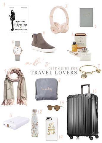Travel Lovers Gift Guide - Banana Pancakes Travel