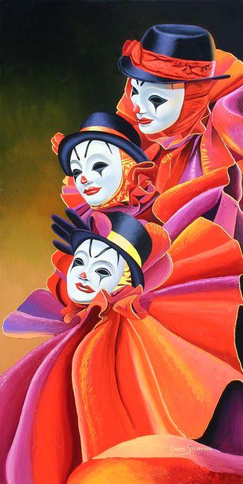 Graeme Stevenson | Carnival Clown