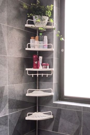😘 Bathroom Storage Idea