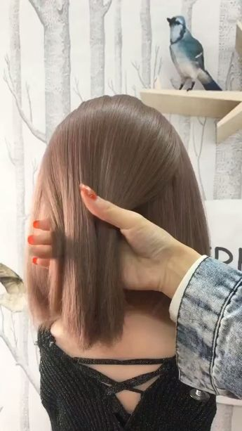 1 minutes simple hairstyle
