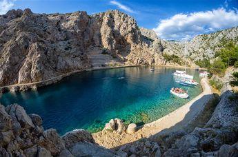 Cinq paysages à couper le soufle en Croatie, nouvelle destination en vogue